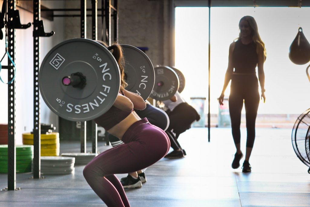 Thrive Fitness offer Legs Tone Classes